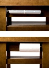 Paper towel and film holders